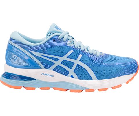 ASICS Gel-Nimbus 21 Womens Running Shoes - Stringers Sports ebd7f534eb