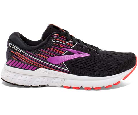 68a287f437e Brooks Adrenaline GTS 19 Womens Running Shoes.  220.00.  189.00. ••••