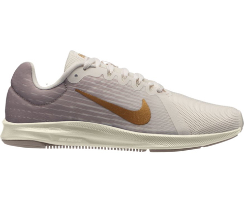 9606548d2705d7 Nike Downshifter 8 Womens Running Shoe.  100.00.  79.00. ••. Product Code   908994-012-7-B. Colour PHANTOM METALLIC GOLD MOON PARTICLE