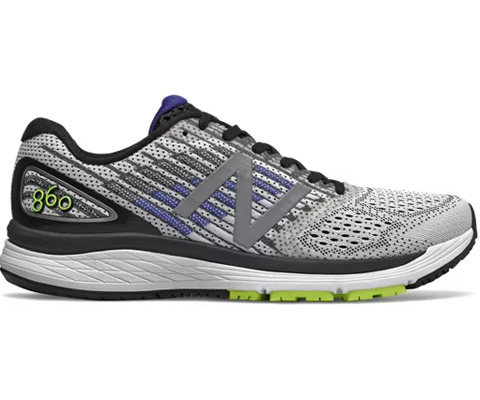 New Balance 860v9 Mens Running Shoes (Wide)
