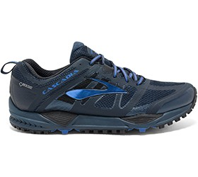 new style 9ed7f cbe63 Brooks Cascadia 11 GTX - Gore Tex Mens Trail Running Shoes