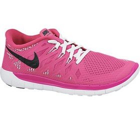 quality design 5af3d e8382 Nike Free 5.0 GS Girls Junior Running Shoe - Stringers Sports