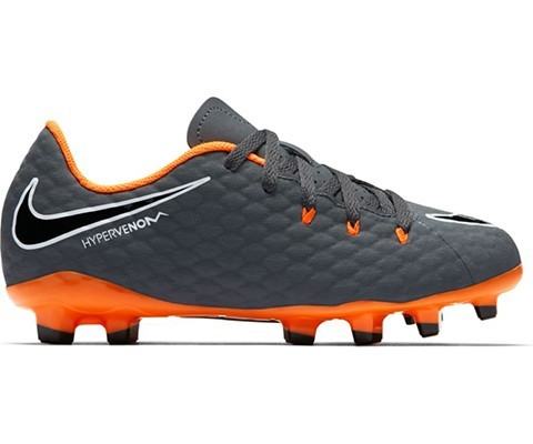 low priced d2f36 32a27 Nike Hypervenom Phantom 3 Academy (FG) Junior Football Boot
