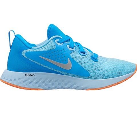 buy popular e1400 666b8 Nike Legend React (GS) Junior Running Shoe.  120.00.  99.00. •••