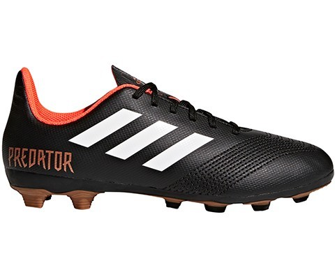 b6e65adedbc2 adidas Mens Predator 18.4 FxG Junior Football Boots - Stringers Sports