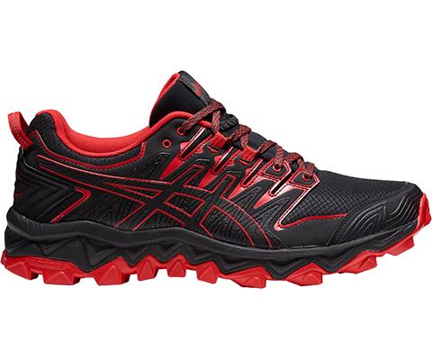 more photos 6ff24 50cee ASICS Gel Fuji Trabuco 7 Mens Trail Running Shoe (Wide)