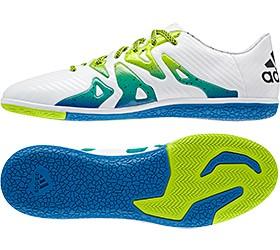 sale retailer e6c86 48968 adidas X 15.3 Mens Indoor Soccer Shoes - Stringers Sports